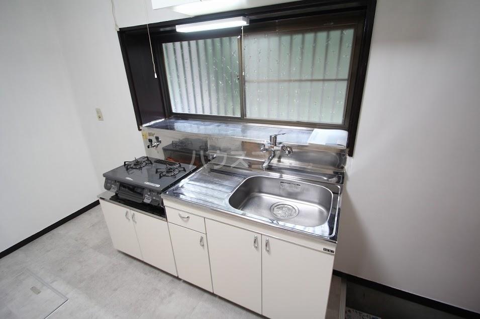 KハイツⅠ 102号室のキッチン