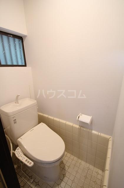 KハイツⅠ 102号室のトイレ