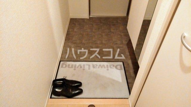 アヴェニール服部 102号室の玄関