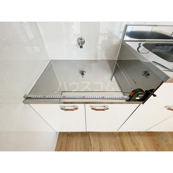 パールハイツ大楠Ⅰ 105号室のキッチン