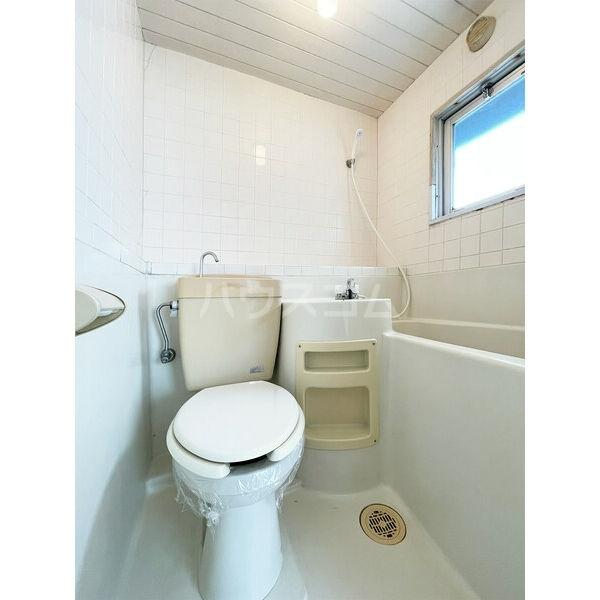 パールハイツ大楠Ⅰ 105号室の風呂