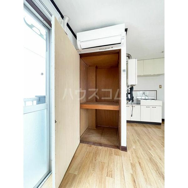 パールハイツ大楠Ⅰ 105号室のベッドルーム