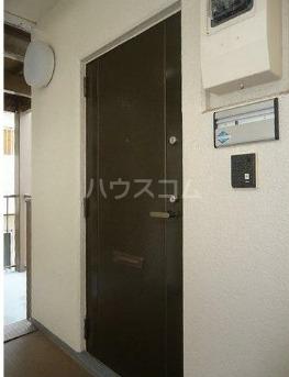 豊栄アンバサダー調布 506号室の玄関