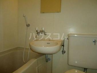 豊栄アンバサダー調布 506号室の洗面所