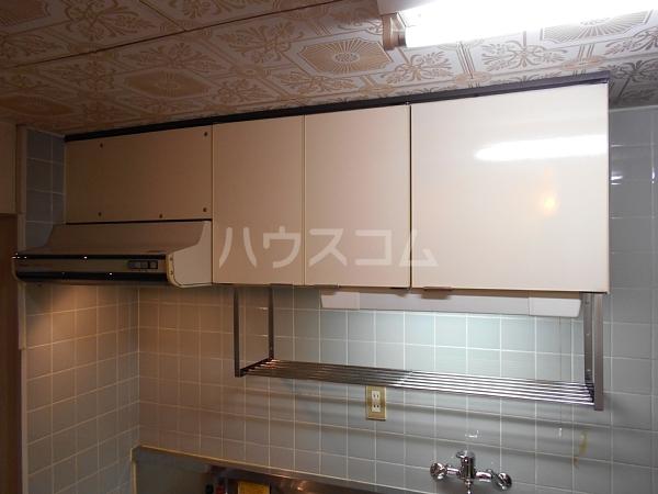 第2住吉ハイツ 20B号室のキッチン