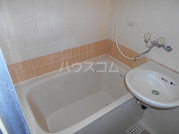 第2住吉ハイツ 20B号室の風呂