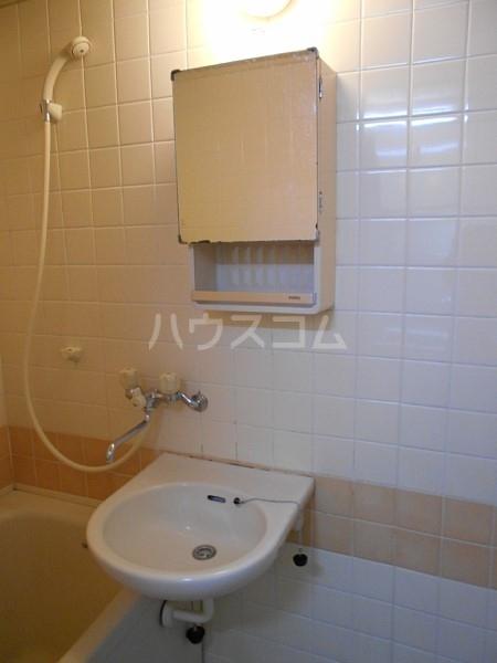 第2住吉ハイツ 20B号室の洗面所