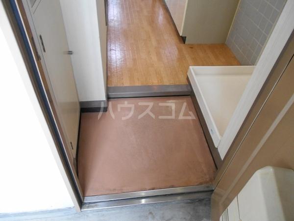 第2住吉ハイツ 20B号室の玄関