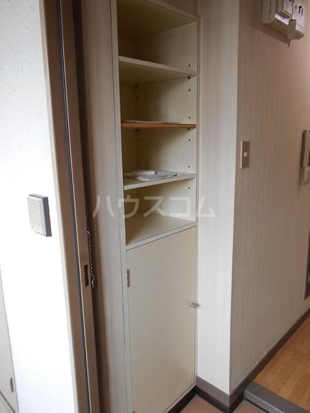 第2住吉ハイツ 20B号室の収納