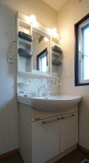 若久4丁目戸建の洗面所