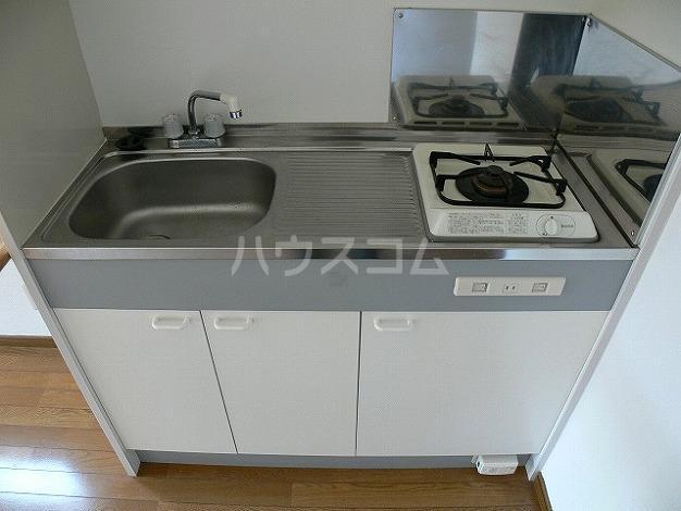 クレセール平和 301号室のキッチン