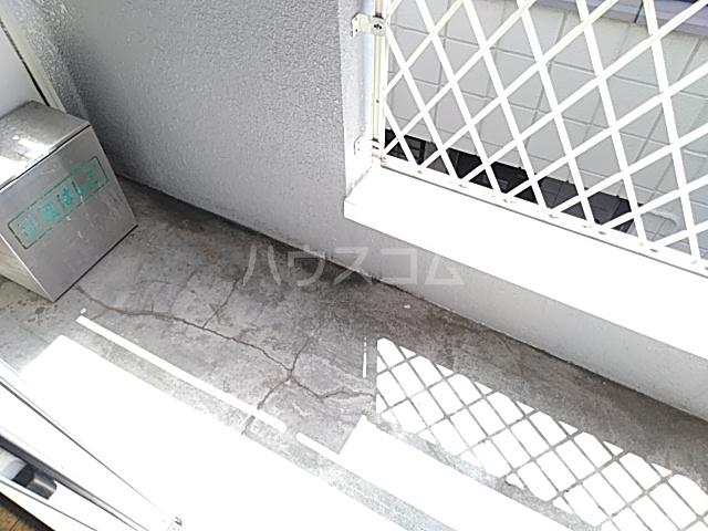 クレア湘南 203号室のバルコニー