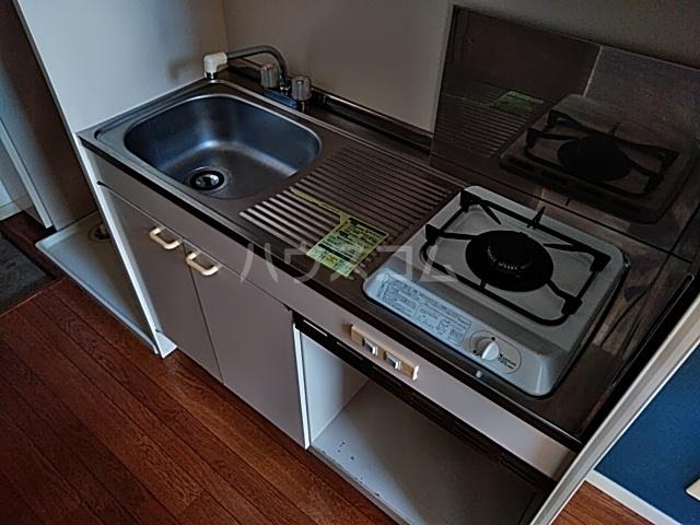 クレア湘南 203号室のキッチン