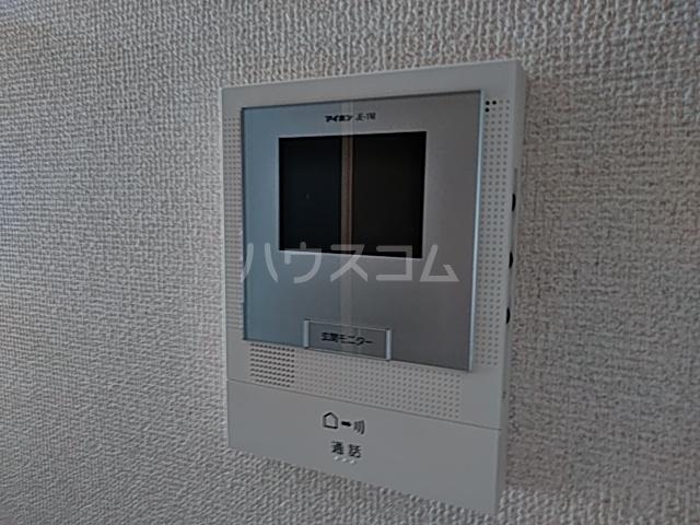 クレア湘南 203号室のセキュリティ
