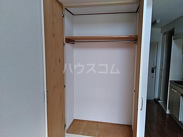 クレア湘南 203号室の収納