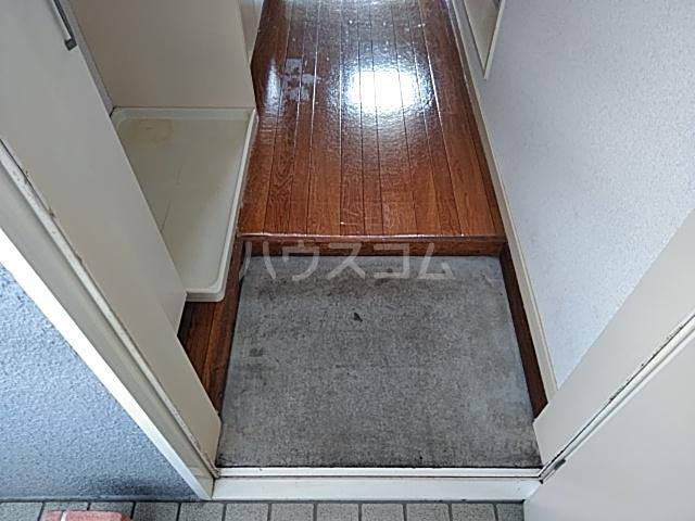 クレア湘南 203号室の玄関