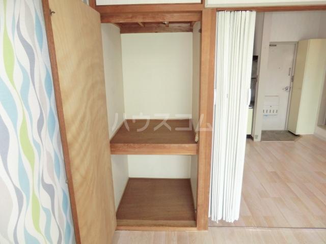 パレ・ソーカル 101号室の収納