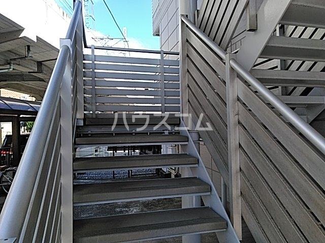 フォルス船橋Ⅲ 103号室のバルコニー