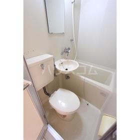 ベルピア辻堂第1-1 204号室のキッチン