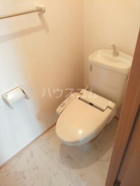 ルーチェ 203号室のトイレ
