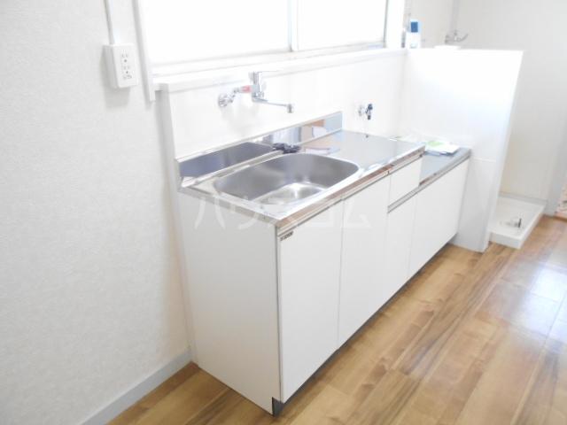 リバーコート 101号室のキッチン