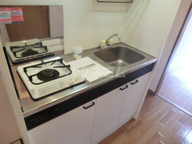 ヴィラ・ファミーユB棟 107号室のキッチン
