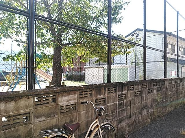 パークアベニュー井尻 205号室の景色