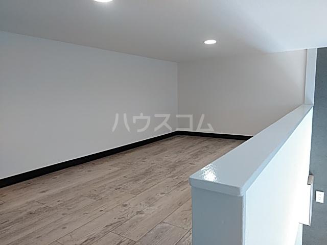 パークアベニュー井尻 205号室のベッドルーム