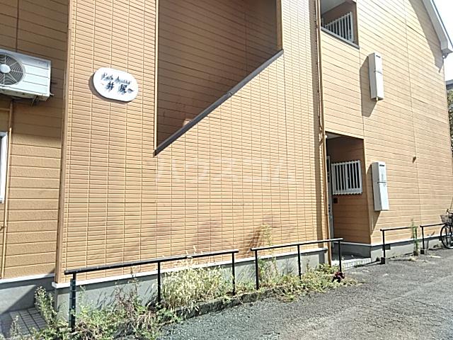 パークアベニュー井尻 205号室のエントランス