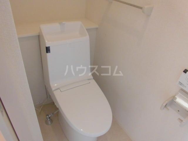 D-room阿佐谷南 102号室のトイレ