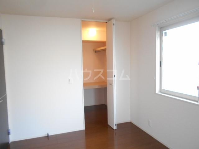 CasaⅢ 101号室の収納