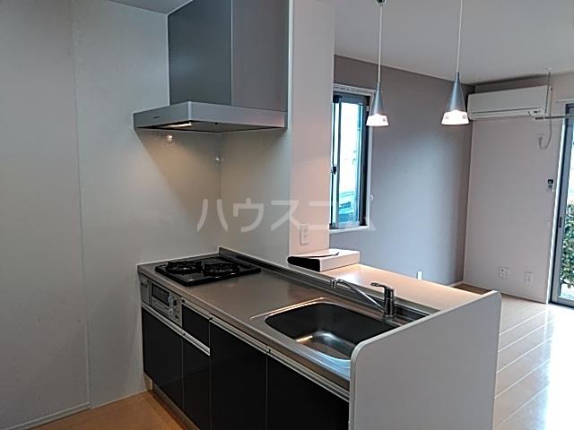 MYNコーポ 103号室のキッチン