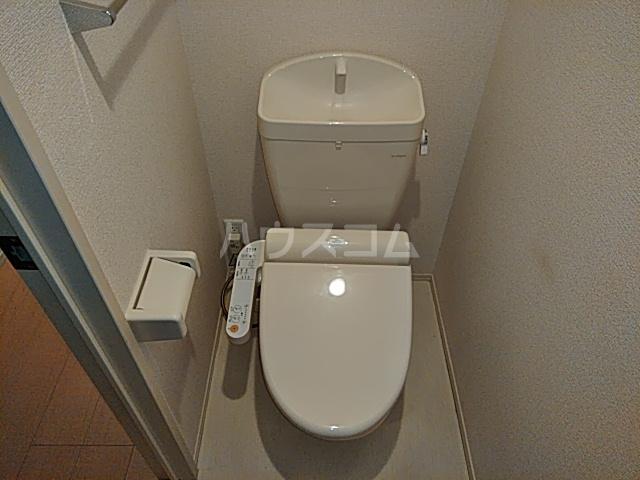 MYNコーポ 103号室のトイレ