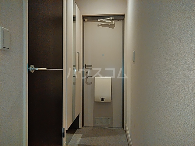MYNコーポ 103号室の玄関