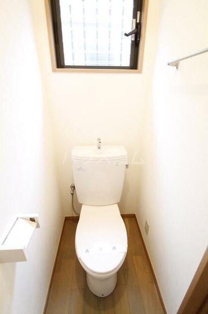 アビハウス4のトイレ