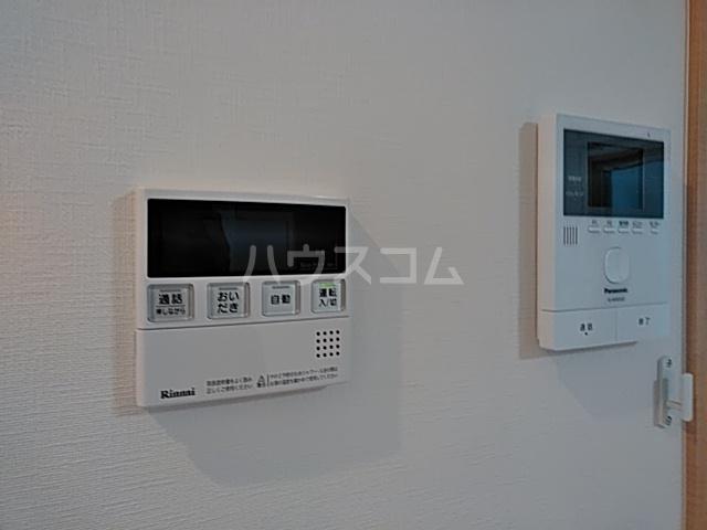 タウンライツ尾山台 101号室のセキュリティ