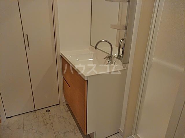 タウンライツ尾山台 101号室の洗面所