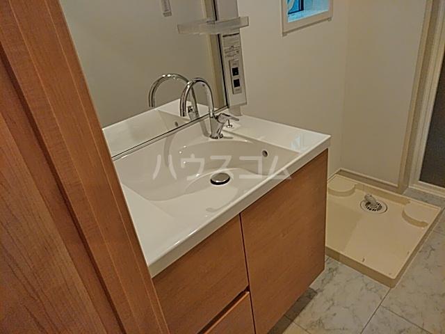タウンライツ尾山台 103号室の洗面所