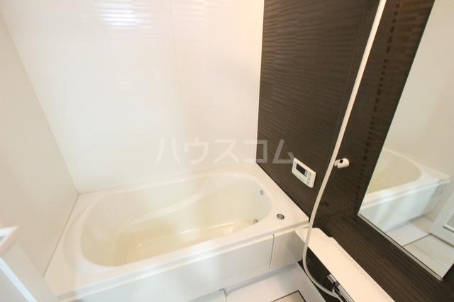 アベリア 203号室の風呂