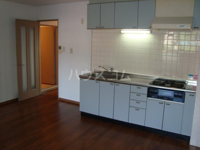 エクレール 305号室のキッチン