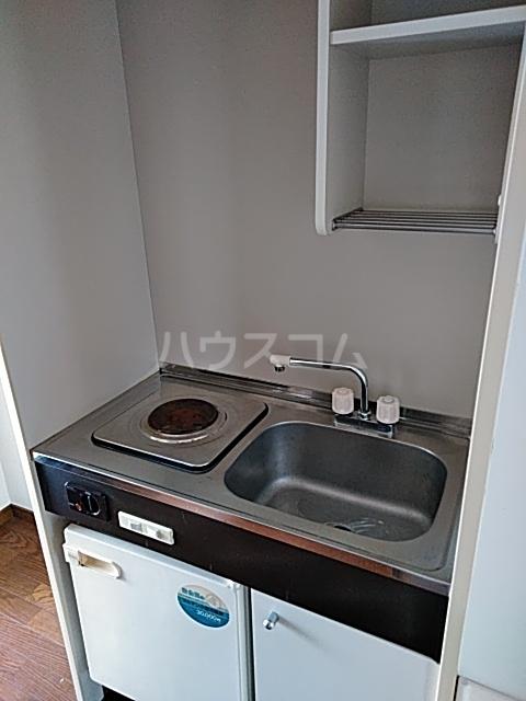 ベル牛久保 101号室のキッチン