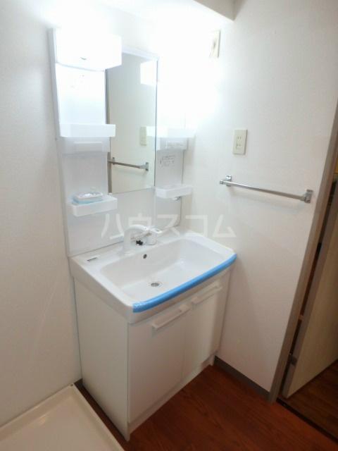 Sazan Piloti・つまだ 202号室の洗面所