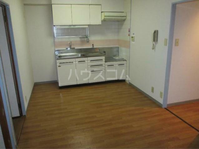 藤ビル 504号室のキッチン