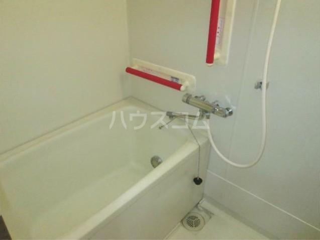 藤ビル 504号室のトイレ