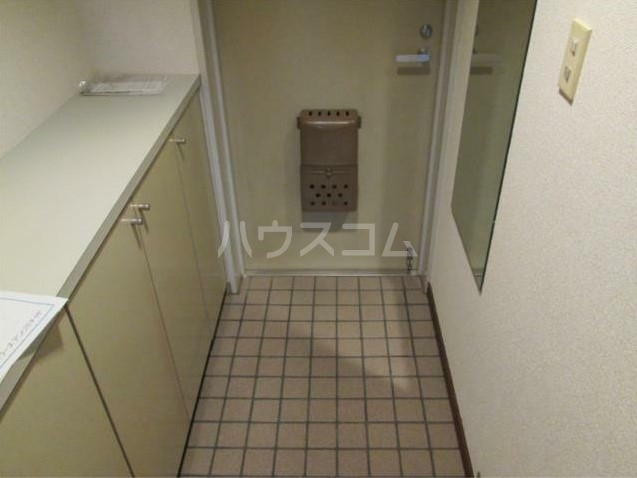 藤ビル 504号室のベッドルーム