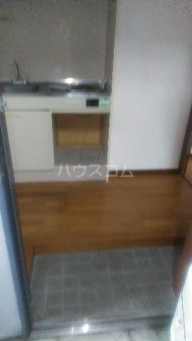 アスミィ本通 302号室のキッチン