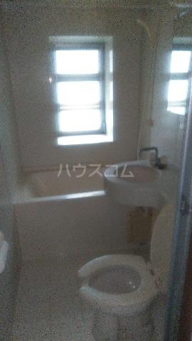アスミィ本通 302号室の風呂