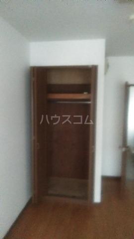 アスミィ本通 302号室の収納