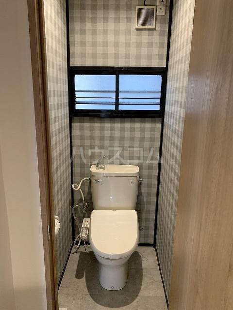 オルフェーブル南太田のトイレ
