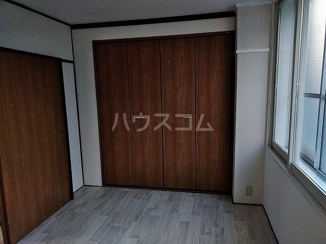 湯島明成ビル 3F号室の収納